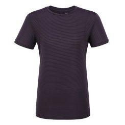 경량 스트라이프 반팔 티셔츠(W)WT-M351