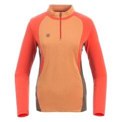 여성 이너라인 배색 티셔츠 WS6WTL901_DO