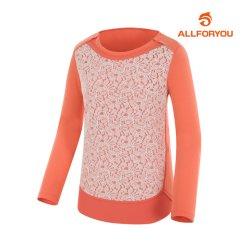 여성 레이스 쉬폰 티셔츠_AWTRF5153-301_G