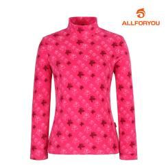 [올포유]여성 하이넥 긴팔 티셔츠 AWQTG7146-403_G