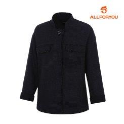 [올포유]여성 드랍소매 트위드 자켓 AWKKF7455-915_G