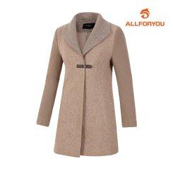 [올포유]여성 카라 배색 코트 AWCTF8453-509_G