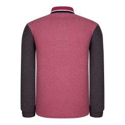 [올포유]남성 소매 배색 카라 티셔츠 AMTPI4152-403_G