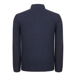 [올포유] 남성 이중넥 반집업 티셔츠 AMTHH4R57-915_G