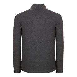 [올포유] 남성 이중넥 반집업 티셔츠 AMTHH4R57-192_G