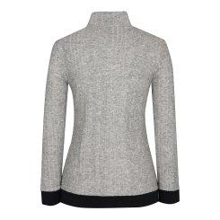 [올포유]여성 기본 골지 하이넥 티셔츠 AWTHI8151-190_G