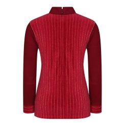 [올포유] 여성 넥포인트 티셔츠 AWTYH8104-500_G