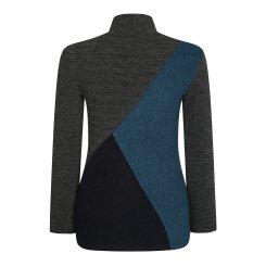 [올포유] 여성 절개 하이넥 티셔츠 AWTHH8153-192_G