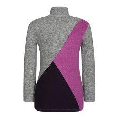 [올포유] 여성 절개 하이넥 티셔츠 AWTHH8153-190_G