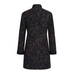 [올포유] 여성 패턴 모혼방 코트 AWCTG8454-915_G