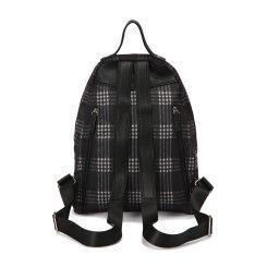 [올포유]여성 체크 배색 배낭 가방 AWABH7805-199_G