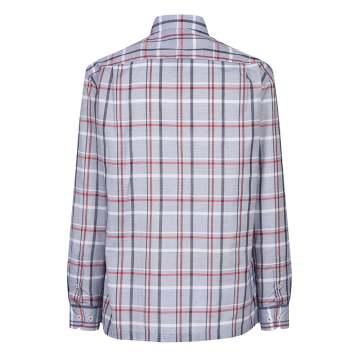 [올포유]남성 빅체크 패턴 셔츠 AMBSJ1659-500_G