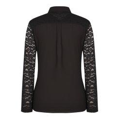 [올포유]여성 레이스 카라 티셔츠 AWTYJ5155-199_G