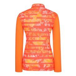 [올포유]여성 줄무늬 집업 티셔츠 AWTHJ5109-301_G