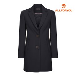 [올포유]여성 심플 오링 장식 자켓 AWKKI5461-915_G