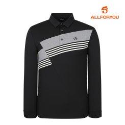 [올포유]20FW 남성 카라 긴팔 티셔츠 AMTYJ3108-199_G
