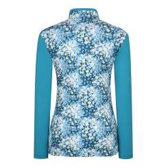 [올포유]여성 패턴 반집업 티셔츠 AWTHI5111-904_G