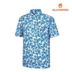 [올포유]남성 코튼 야자수 셔츠 AMBSJ2661-100_G