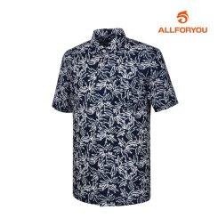 [올포유]남성 코튼 야자수 셔츠 AMBSJ2661-804_G