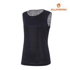 [올포유]여성 비딩 민소매 티셔츠 AWQTH6193-915_G