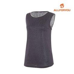[올포유]여성 비딩 민소매 티셔츠 AWQTH6193-816_G