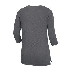 [올포유]여성 브이 7부 소매 티셔츠 AWTRI6R61-190_G
