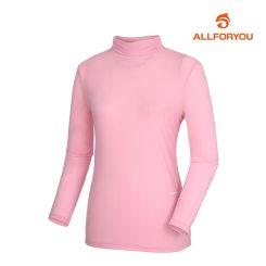 [올포유]여성 반목 냉감 티셔츠 AWQTH6141-403_G