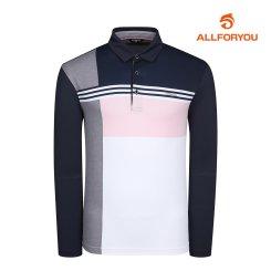 [올포유]21SS 남성 컬러 카라 티셔츠 AMTYK2361-915_G