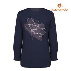[올포유]21SS 여성 라운드 티셔츠 ALTRK1321-915_G
