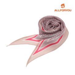 [올포유]21SS 여성 패턴 삼각 스카프 ALAMK1421-403_G