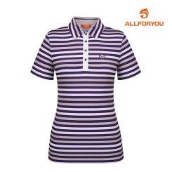 [올포유]여성 카라 반팔 티셔츠 AWTYI6108-604_G