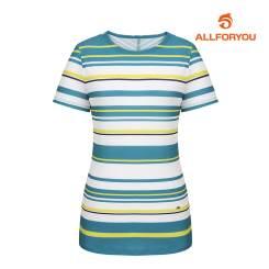 [올포유]여성 반팔 티셔츠 AWTRH6155-804_G