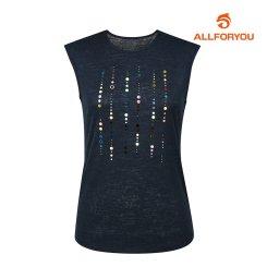 [올포유]여성 민소매 티셔츠 AWTSH6161-915_G