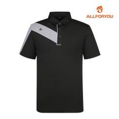 [올포유]남성 카라 반팔 티셔츠 AMTYJ2138-199_G