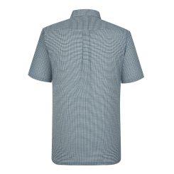 [올포유]남성 체크 서커 반팔 셔츠 AMBSI2654-804_G