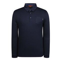 [올포유]남성 체크 카라 티셔츠 AMTYI3102-930_G