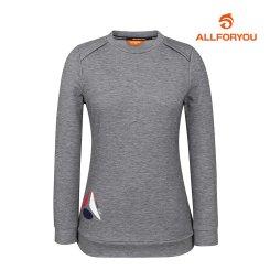 [올포유]여성 어깨 스포티 티셔츠 AWWJI7329-190_G