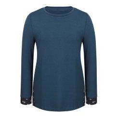 [올포유]여성 패턴 라운드 티셔츠 AWTRI7161-904_G