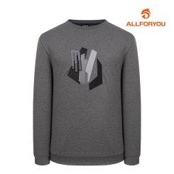 [올포유]21FW 남성 라운드 티셔츠 AGTRK8321-190_G