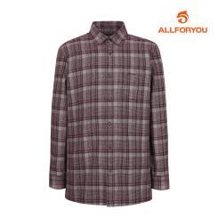 [올포유]21FW 남성 빅체크 셔츠 AGBSK8391-415_G