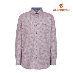 [올포유]21FW 남성 잔패턴 셔츠 AGBSK7431-415_G