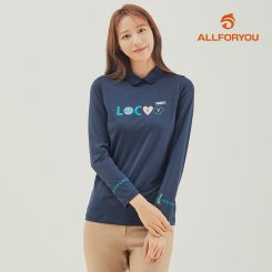 [올포유]21FW 여성 카라 티셔츠 AWTPK8161-915_G