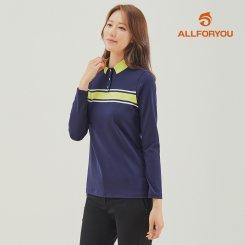[올포유]21FW 여성 하프넥 티셔츠 AWTHK8481-915_G