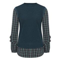 [올포유]21FW 여성 라운드 티셔츠 ALTRK8121-804_G