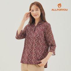 [올포유]21FW 여성 카라 티셔츠 ALTRK7121-415_G