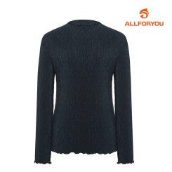 [올포유]21FW 여성 플리츠 티셔츠 ALTRK7111-804_G