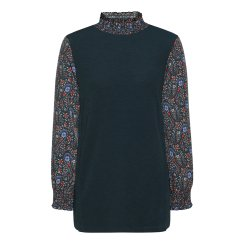 [올포유]21FW 여성 셔링 티셔츠 ALTHK8231-804_G