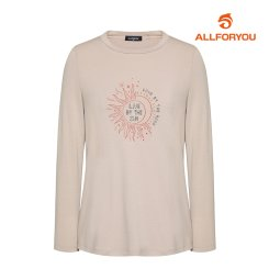 [올포유]21FW 여성 라운드 티셔츠 ALQTK7311-509_G