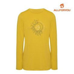 [올포유]21FW 여성 라운드 티셔츠 ALQTK7311-217_G
