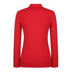 [올포유]21FW 여성 라인 카라 티셔츠 AWTYK8171-500_G